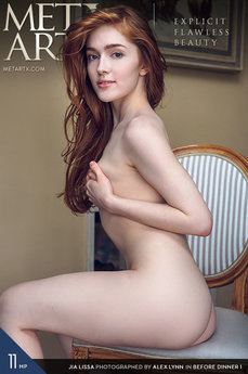 MetArtX - Jia Lissa - Before Dinner 1 by Alex Lynn